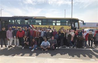 رئيس جامعة بني سويف: 1000 طالب يشاركون بمعرض القاهرة الدولي للكتاب | صور