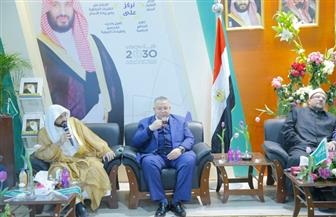 رابطة العالم الإسلامي ترعى معرض السيرة النبوية بمعرض القاهرة الدولي للكتاب | صور
