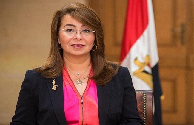 غادة والي تستقبل الرئيس التنفيذي للمصرية للاتصالات لتوفير خدمات جديدة لأصحاب المعاشات -