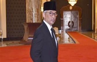 السلطان تنكو عبد الله يؤدي اليمين ملكا لماليزيا