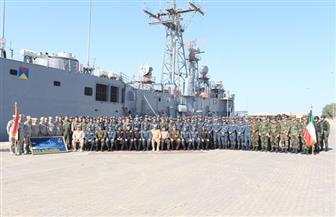 """انطلاق فعاليات التدريبات العسكرية المشتركة """"الصباح -1 و اليرموك - 4"""" بين مصر والكويت"""