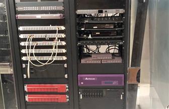 ضبط شركة لامتلاكها أجهزة بث فضائي بدون ترخيص في الجيزة