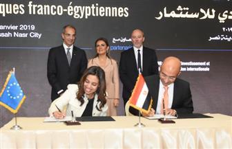 تفاصيل زيارة الرئيس التنفيذي لأوارنج العالمية إلى مصر | صور