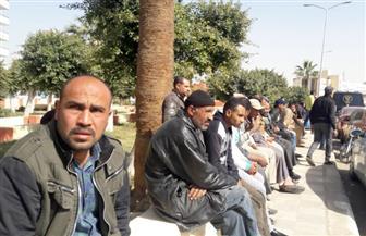أسماء المتوفين في حادث مصنع حي عتاقة بالسويس   صور