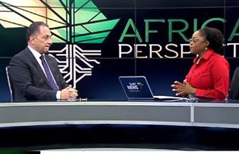 سفير مصر بجنوب إفريقيا: التكامل الاقتصادي والأمن والاستقرار أهم المحاور خلال رئاسة الاتحاد الإفريقي | فيديو