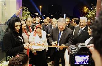 """وزير قطاع الأعمال يفتتح """"هورايزون شهرزاد"""" بعد تطويره"""