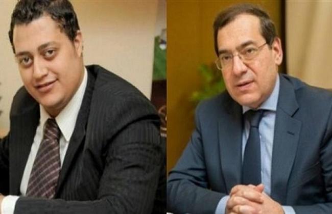 وزير البترول ينعي الزميل شادي أحمد الصحفي بـ الوطن  -