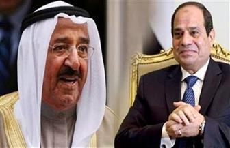 المتحدث باسم رئاسة الجمهورية: الرئيس السيسي يجري اتصالا بأمير الكويت تناول أوضاع المنطقة