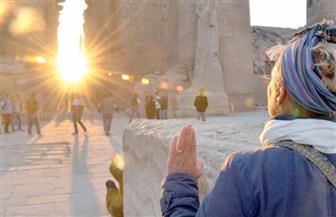 مدير منطقة آثار أسوان النوبة: إعادة تأهيل نظم الإضاءة بمعابد أبوسمبل استعدادا لظاهرة تعامد الشمس