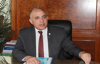 """وزير الري يكشف لـ""""بوابة الأهرام"""" الموعد الجديد للاحتفال بالذكرى ٥٩ لوضع حجر أساس السد العالي"""