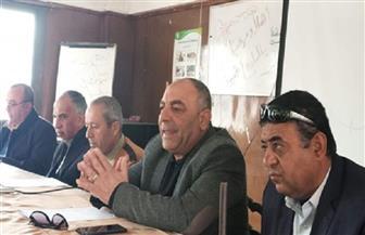 """""""زراعة الغربية"""": حملة لمكافحة قوارض المحاصيل الشتوية وتطهير الترع والمصارف"""