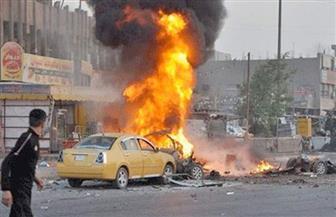 مقتل امرأة وإصابة 18 مدنيا في انفجار حافلة بكركوك