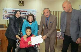 برلمانية: يجب تغيير نظرة المجتمع نحو ذوي الإعاقة