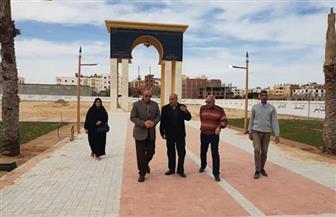 محافظ البحر الأحمر: تطوير النصب التذكاري للشهداء أقل ما يمكن عمله   صور