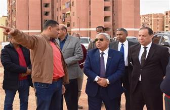 محافظ أسوان يحيل رئيس حي منطقة الصداقة الجديدة للتحقيق | صور