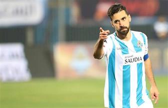 عودة عبدالله السعيد.. تشكيل بيراميدز لمواجهة الرجاء المغربي