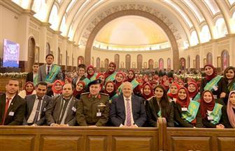 الخشت: افتتاح المسجد والكنيسة بالعاصمة الإدارية يؤكد ترابط المصريين بنسيج واحد | صور