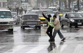 استمرار الطقس البارد ورياح محملة بالرمال وأمطار على معظم الأنحاء