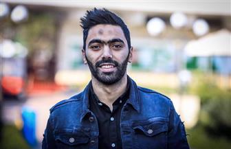حسين الشحات يشارك في تدريبات الأهلي