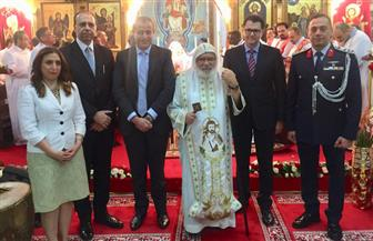 سفير مصر بكينيا يشارك في احتفال الكنيسة المصرية بعيد الميلاد المجيد