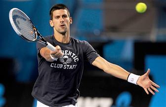 ديكوفيتش يتصدر التصنيف الشهرى للاعبى التنس