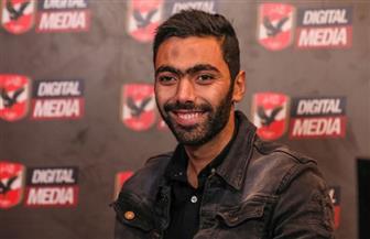 حسين الشحات: أبوتريكة حالة خاصة في الكرة المصرية وسعيد بتهنئته