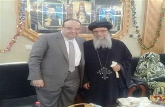 السفارة المصرية في الخرطوم تشارك الجالية في الاحتفال بعيد الميلاد المجيد