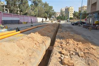 رئيس مركز مرسي مطروح: رصف 11 شارعا في المدينة بعد توصيل المرافق.. تعرف عليها