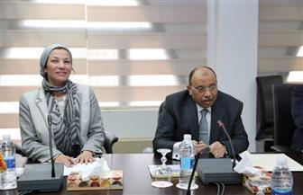 وزيرا البيئة والتنمية المحلية يبحثان الإطار العام للخطة التنفيذية لمنظومة المخلفات الصلبة الجديدة