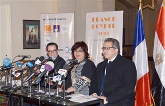 تحت رعاية الرئيس.. وزيرة الثقافة والسفير الفرنسي يعلنان تفاصيل الاحتفالات بعام مصر - فرنسا| صور