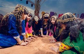 مهرجان ربيع بريدة بالسعودية يشهد توافد آلاف الزوار |صور