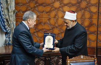 مستشار رئيس أوزباكستان: حريصون على الاستفادة من جهود الأزهر العلمية والدعوية |صور
