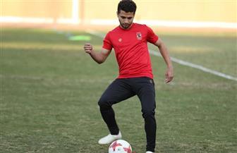 إصابة محمد محمود بقطع في الرباط الصليبي وغضروف الركبة