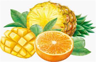 البرتقال والأناناس في المقدمة.. أطعمة وفواكه مفيدة لقلبك .. تعرف عليها
