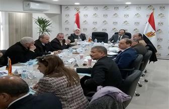 """وزير التعليم العالي يستعرض تقريرا حول اجتماعات المجلس الأعلى لشئون التعليم والطلاب و""""الدراسات العليا"""" صور"""