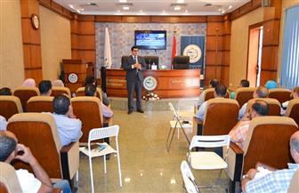 """""""التنظيم والإدارة"""" يسلم متطلبات تحديث الملف الوظيفي للدفعة الثانية من الوزارات   صور"""