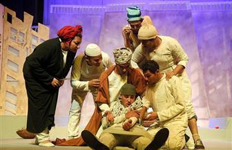 """عرض مسرحية """"ولاد البلد"""" في سيناء 20 ليلة بدءا من اليوم   صور"""