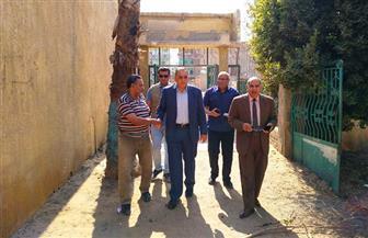 محافظ الشرقية يفاجئ العاملين بمركز شباب تل حوين | صور