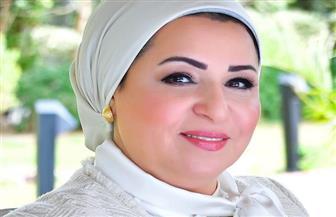 انتصار السيسي: ستظل المرأة المصرية دائما وأبدا أمام كل خطر يواجه ويقع على أرض هذا الوطن