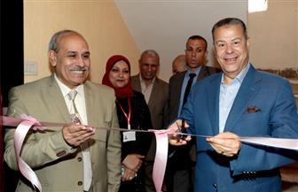 افتتاح 3 مراكز متطورة للخدمات التموينية للمواطنين وفحص التظلمات ببني سويف| صور