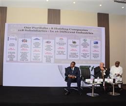 """""""رجال الأعمال"""": الشركات المصرية موجودة بقوة في إفريقيا وتنفذ مشروعات تنموية"""
