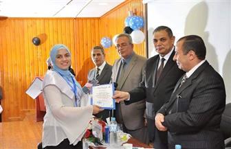 حفل استقبال ولقاء تعريفي لطلاب كلية الألسن بجامعة كفر الشيخ | صور