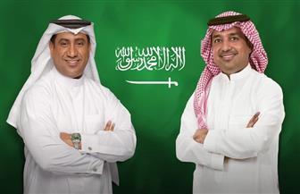 """راشد الماجد يغني """"سعوديتنا"""" في العيد الوطني للمملكة   فيديو وصور"""