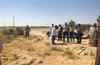 استرداد 111 فدانًا من أراضي أملاك الدولة بقريتين في الفيوم | صور
