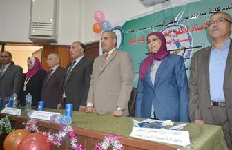 المحرصاوي يشارك في احتفالية صيدلة الأزهر|صور