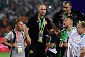 مدرب الجزائر جمال بلماضي: حققنا ما جئنا من أجله في رادس ضد منتخب عتيد