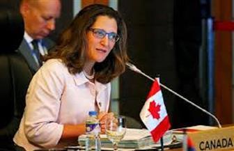 كندا تدين العمل العسكري التركي ضد القوات الكردية في سوريا
