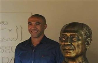 محمود الشاذلي: درست تشريح الجمجمة من أجل تمثال أنور السادات