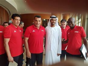 سامي فاروق يجتاز دورة المحاضرين البدنيين في الإمارات بامتياز| صور