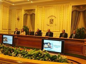 رئيس الوزراء يطلق رسميا البوابة الحكومية للخريطة الاستثمارية الصناعية